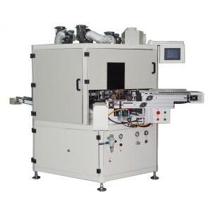 Auto 2 Color Round Tube Printing Machine