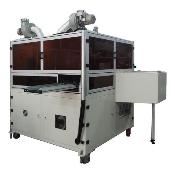 Auto 1 Color Round Tube Printing Machine