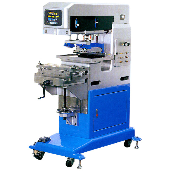 Large Type Pad Printing Machine(WE-300) - Guger Industries