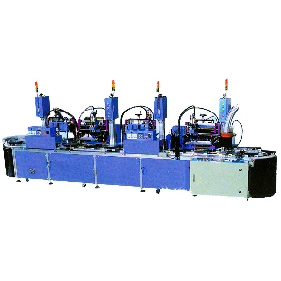 4 Color Screen Printer