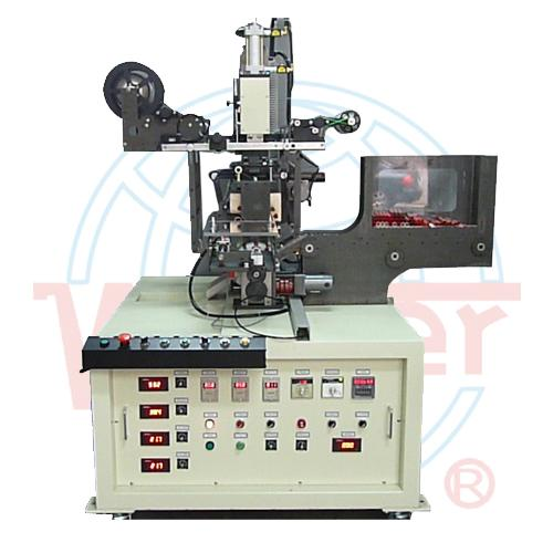 Auto pneumatic heat transfer machine