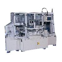 Large Combined 4 color auto pad printer