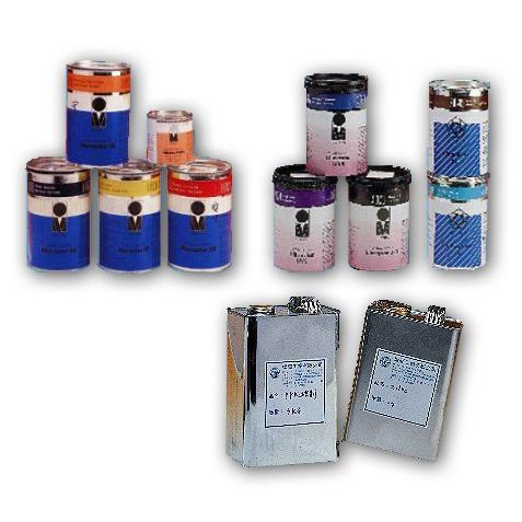 Pad&Screen printing Ink/UV Ink/ solution/thinner