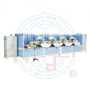 automatic universal screen printer (4 colour)