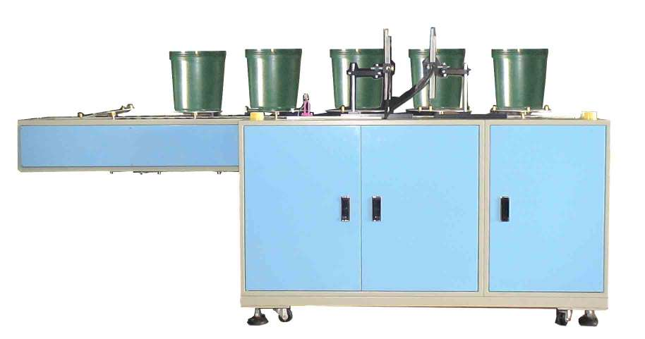 Surface Flame Treatment Machine for bucket