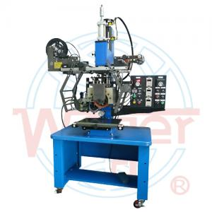 Roller type heat transfer machine