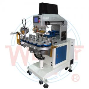 Single color ink-cup printer(with rotary table & unloading device)