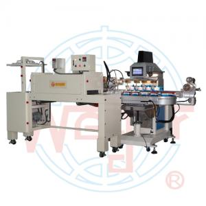 4 color ink-cup pad printer (with IR conveyor)
