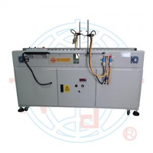 Flat surface treatment machine (with electric ignition)