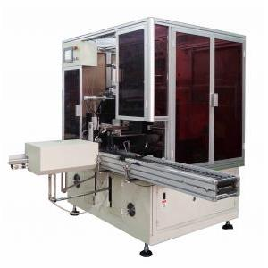 Auto One Color Screen Printing Machine for Round tube
